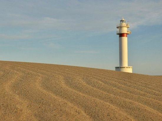 Deltebre, España: Playa La Punta del Fangar. Foto de Jordi Gil Ferrer