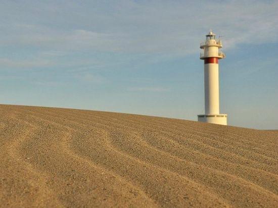 Deltebre, Španielsko: Playa La Punta del Fangar. Foto de Jordi Gil Ferrer