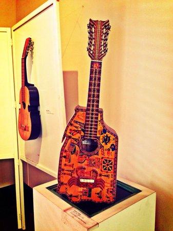 Museum of Puerto Rico Music: Cuatro Exposition