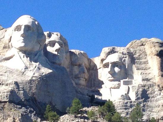 The Lodge at Mount Rushmore: Mt Rushmore