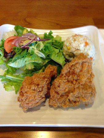 BBQ Chicken: Lunch Special $6.99