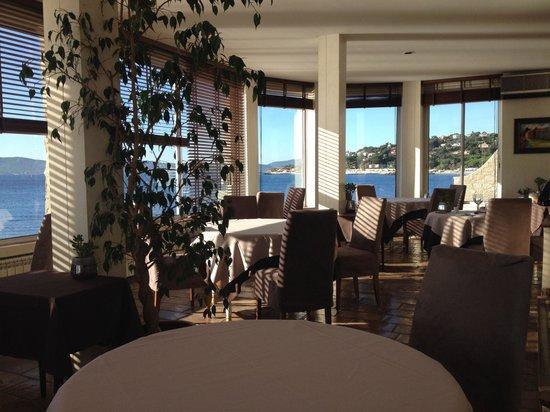 Hotel La Belle Aurore : Sala ristorante