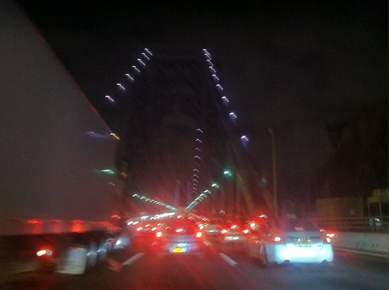 George Washington Bridge: Traffic