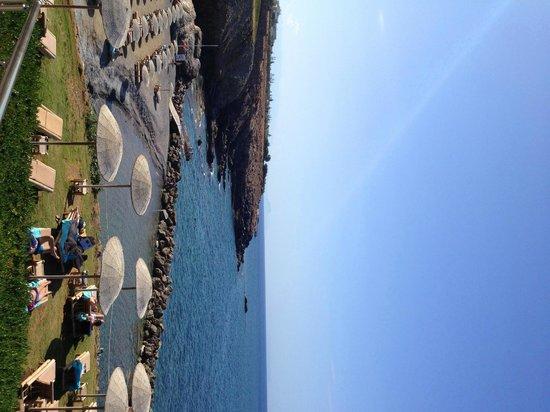Sensimar Royal Blue Resort & Spa: Вид