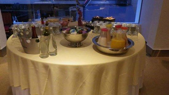 A Casa Canut Hotel Gastronomic : petit dejeuner