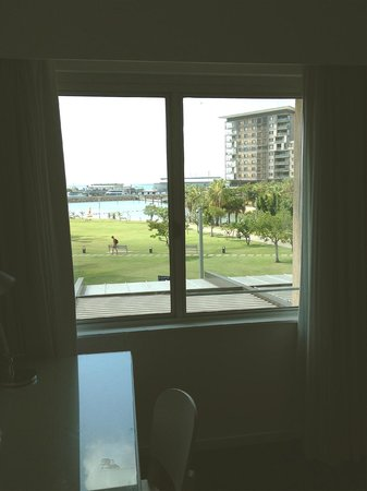 Vibe Hotel Darwin Waterfront : View.