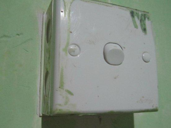 Sigiri Queens Rest Guest House: unclean