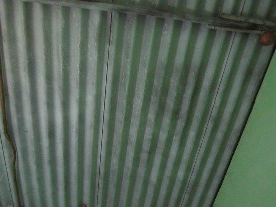 Sigiri Queens Rest Guest House: roof