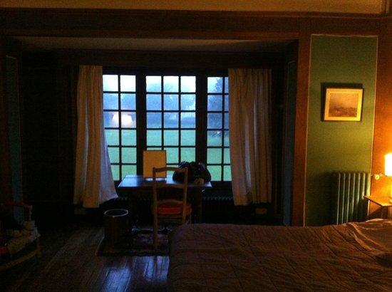 Manoir de Beaumarchais: La chambre au petit matin