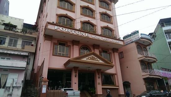 Hotel Dai Loi (Fortune Hotel) : es steht (leider) nicht im Grünen...
