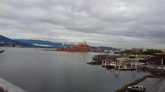 Centre-ville de Vancouver : Harbour