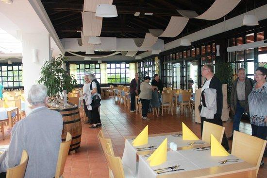 Valamar Club Tamaris : salle a manger