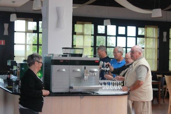 Valamar Club Tamaris : service boissons