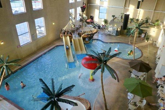 Best Western Ramkota Hotel: Free waterpark is huge