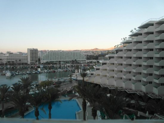 Crowne Plaza Hotel Eilat: Утро...