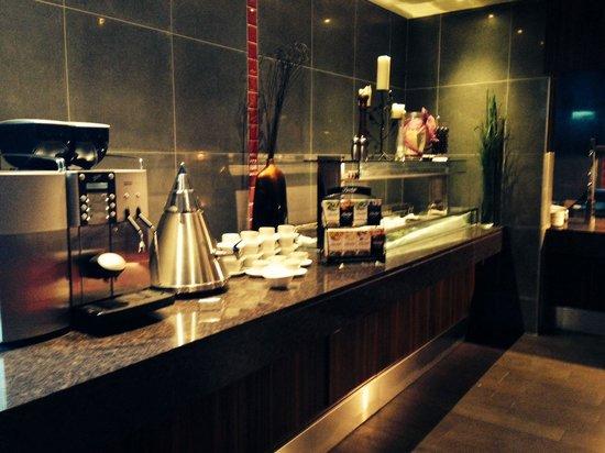 Crowne Plaza Dublin - Blanchardstown: Sala colazione
