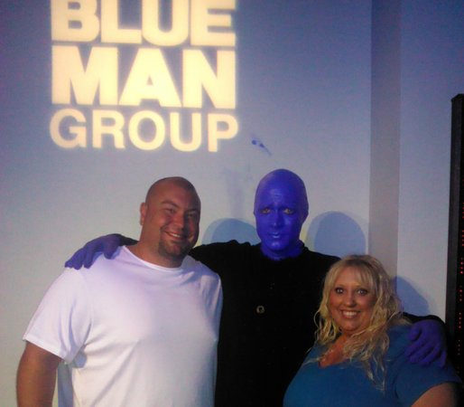 Blue Man Group: A must see show!  Did this for our 10 year Anniversary!