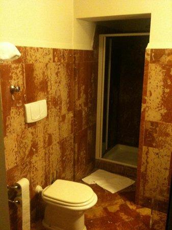Best Western Hotel Stella d'Italia : bagno