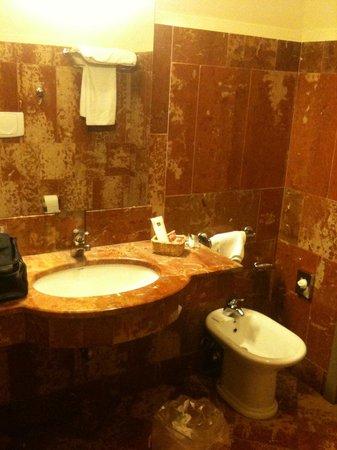 Best Western Hotel Stella d'Italia : bagno2