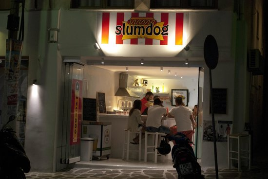 Slumdog: Best hot dog ever