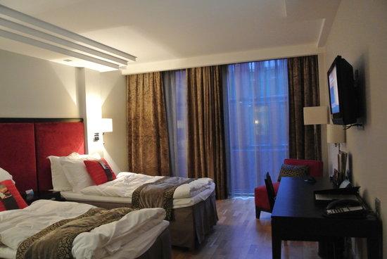 Radisson Blu Elizabete Hotel: お部屋