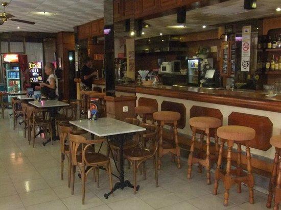 Hotel Marbel: bar / cafeteria