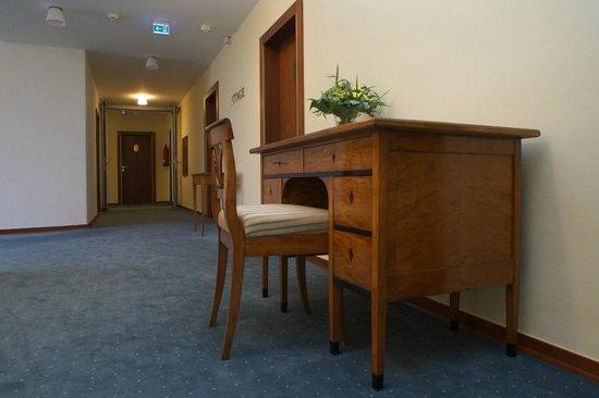 Hotel Martha Dresden: hotel floor