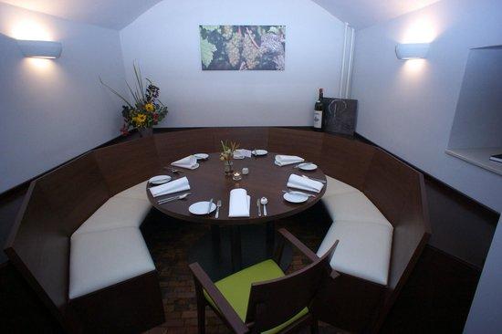 Hotel Martha Dresden: Restaurant Daniel