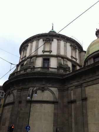 Civico Tempio di San Sebastiano: San Sebastiano