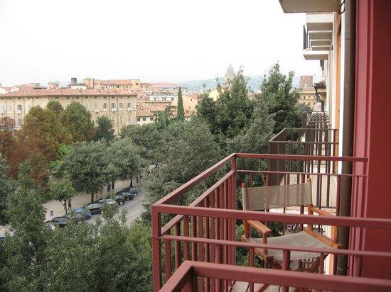 Hotel Verona: Terrazzino