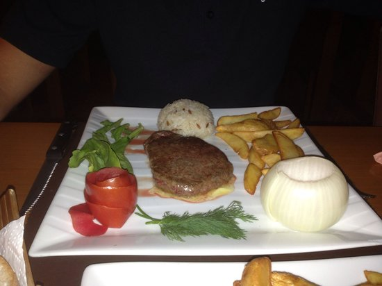 Almera Restaurant: Fillet steak