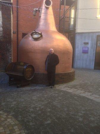Whiskey Tour: Whisky Galore