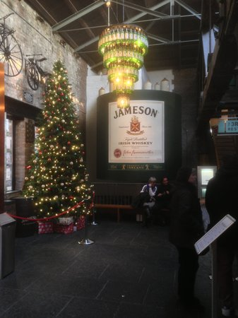 Whiskey Tour: Jameson Dublin