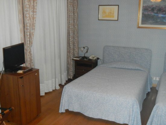 Villa Soligo Hotel: Große bequeme Betten