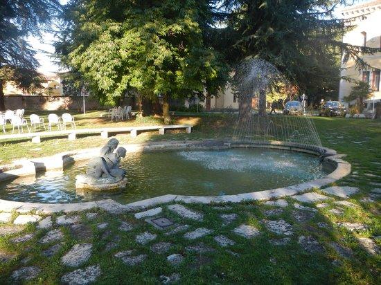 Villa Soligo Hotel: Park zum Relaxen