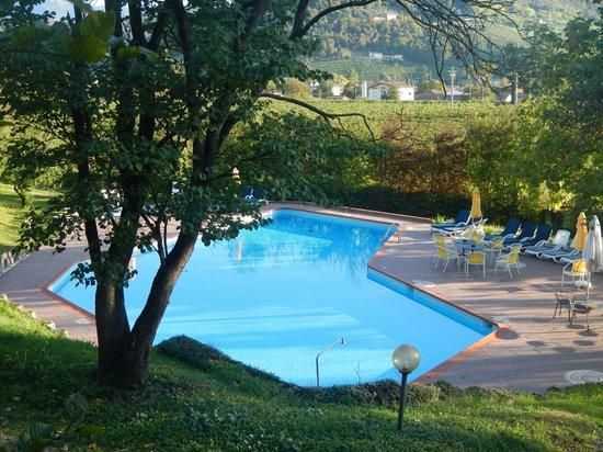 Villa Soligo Hotel: Gut gepflegter Pool