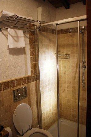 Agriturismo Poggiacolle: Badezimmer