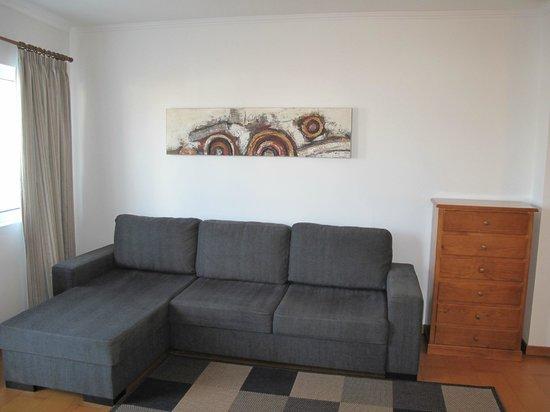 Wazores: Sala de estar