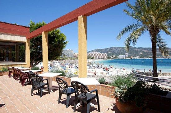 Hotel Seramar Comodoro Playa: Terraza Comedor