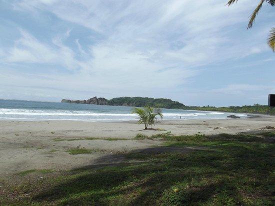 Hotel Las Brisas del Pacifico: plage