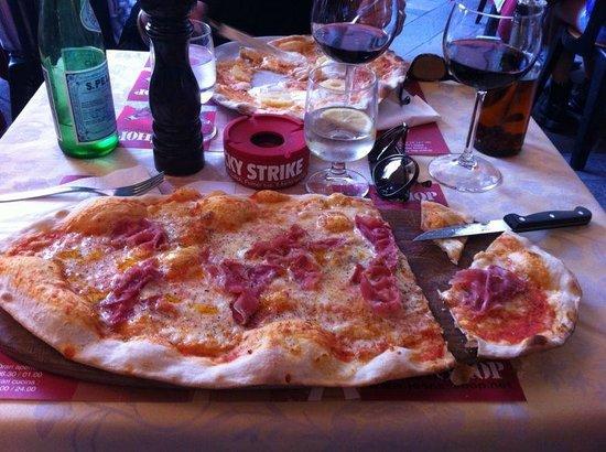 Bistrot & Pizza Argentino: ich musste schon anfangen! (-: