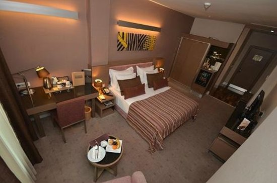 Avantgarde Levent Hotel: Deluxe Room