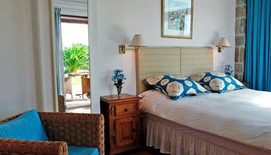 La Maison Tamarin : Chambre