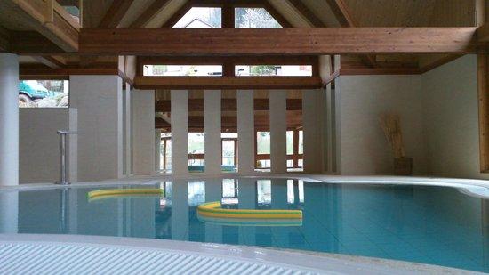 Le Clos des Sources : piscine