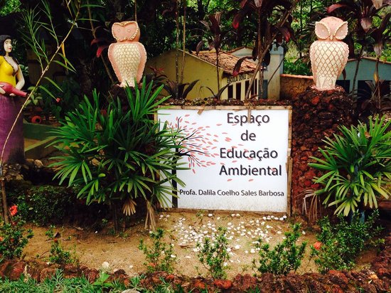 Museu Memorial do Cerrado : Area devoted to environmental education! Extremely important as Brazilians are still starting to