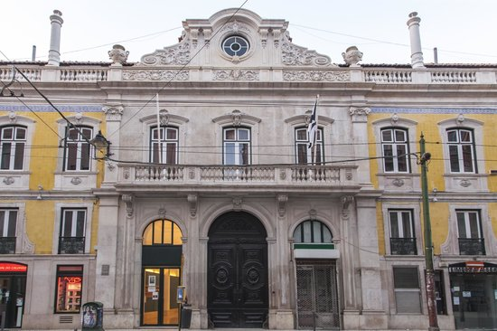 Palacio Camoes - Lisbon Serviced Apartments: The Palace