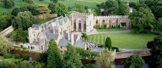 Wells, UK: Somerset's only medieval palace