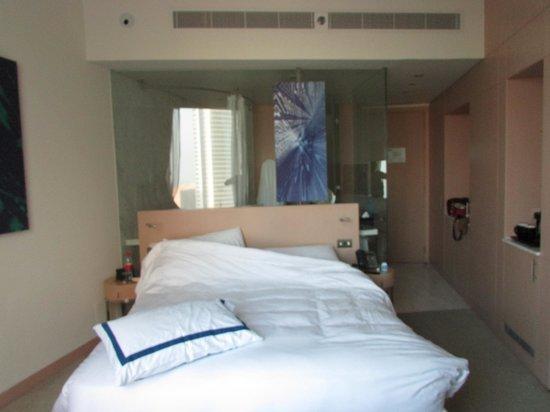 Media One Hotel Dubai : La stanza