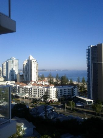 Mantra Twin Towns: Stunning GC weather