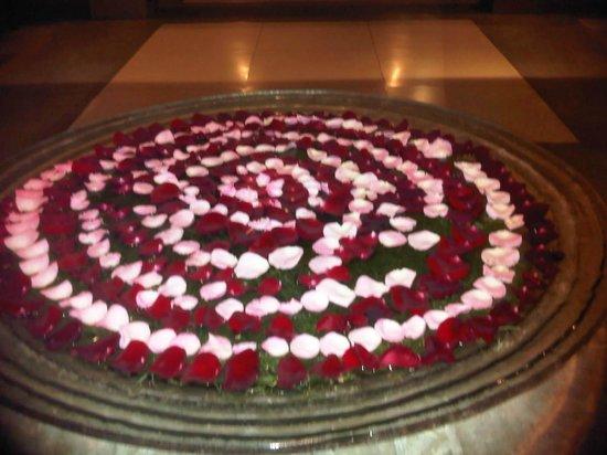 Hotel Santika Premiere Beach Resort Bali: Santika lobby